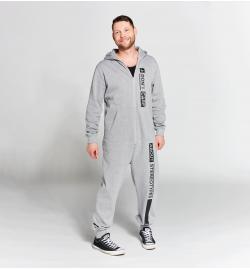 Jumpsuit grey&black | Limited Edition