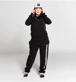 Sweatpant black&white  | Limited Edition
