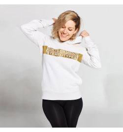 Hoodie creme&gold  | Limited Edition